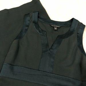 Sleek Dark Emerald Green Dress